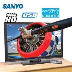 Sanyo 42 inch 1080P LCD TV&nbsp;&nbsp;Model#&nbsp;DP42841