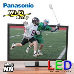 Panasonic Viera 37 inch LED TV  Model# TC-L37E5
