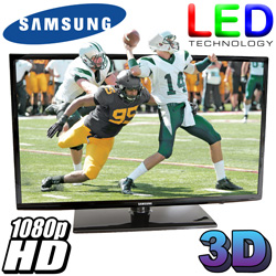 Samsung LED 3D HDTV - 32 inch  Model# UN32EH6030