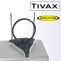 Tivax Indoor Digital Antenna  Model# DT-01