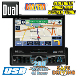 Dual In-Dash Multimedia Receiver  Model# XDVDN9131