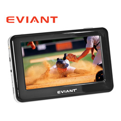 Eviant Portable TV  Model# T4 SERIES