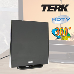 Terk Digital HDTV Antenna  Model# FDTV2A-MFTV2A