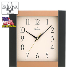 Bulova Artisan Wall Clock  Model# C4341