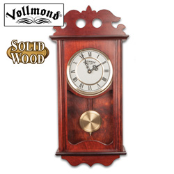 Heirloom Wall Clock&nbsp;&nbsp;Model#&nbsp;YW123