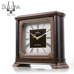 Bulova Mantel Clock  Model# B1660
