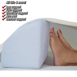 Foot Free Pillow