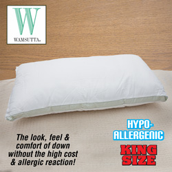 Wamsutta King Pillows - 2 Pack  Model# 1621688