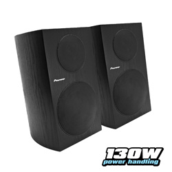 Pioneer Bookshelf Speakers  Model# SP-BS41-LR