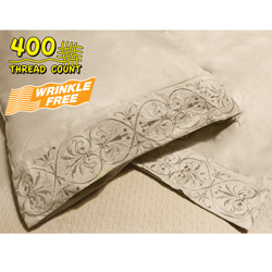 Wrinkle Free Sheets - Queen