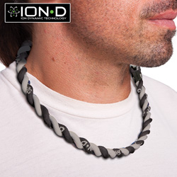 Double Strand Ion Necklace  Model# B/G NECKLACE