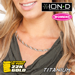 Large Link ION-D Neclace&nbsp;&nbsp;Model#&nbsp;665