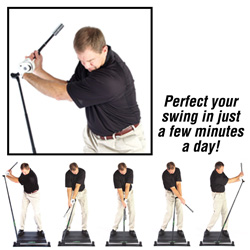 Automatic Swing Trainer Deluxe  Model# ACT-AM