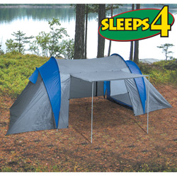 4 Person/ 3 Section Camping Tent  Model# T0501