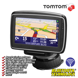 TOM TOM Go Live GPS 740&nbsp;&nbsp;Model#&nbsp;GO 740 LIVE
