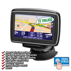 Tom Tom XL340S GPS  Model# XL340S