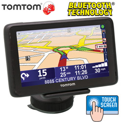 Tom Tom Go GPS  Model# 2535
