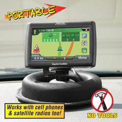 GPS Dash Mount&nbsp;&nbsp;Model#&nbsp;APG-6018E