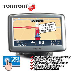 Tom Tom GPS  Model# XL330S