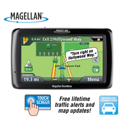 Magellan GPS&nbsp;&nbsp;Model#&nbsp;RM2136T-LM