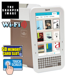 Literati Wireless Reader  Model# 10508