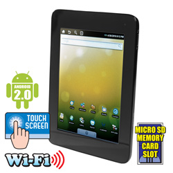 Velocity Cruz e-Reader with WiFi  Model# CRUZ SE - R102