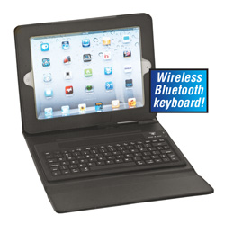 Bluetooth Keyboard/Case Combo  Model# T6061