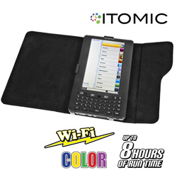 7 inch Color E-Reader with WIFI  Model# IEBR7C