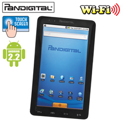 Pandigital 9 Inch Internet Tablet  Model# R90A200
