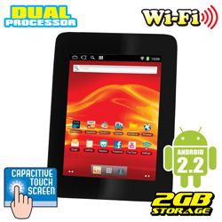 Velocity Cruz 7 inch Tablet  Model# T301
