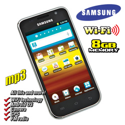 Samsung Galaxy Player  Model#  YP-G1-CW8ARB