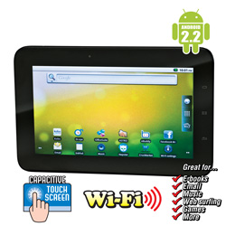 Velocity 7Inch Tablet&nbsp;&nbsp;Model#&nbsp;T103
