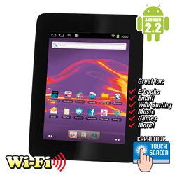 Velocity 7 inch Tablet&nbsp;&nbsp;Model#&nbsp;T301-2GB