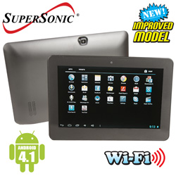 9 inch Android 4.1 Tablet  Model# SC-90JB