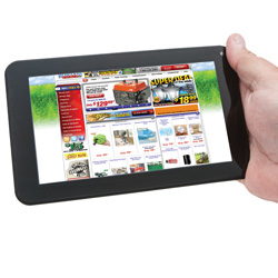 Blackmore 7 inch Capacitive Tablet  Model# BTL-700