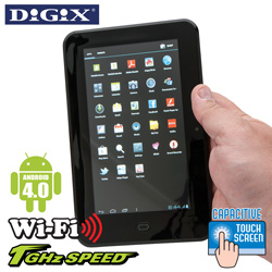DiGix 7 inch Android Tablet  Model# TAB-730