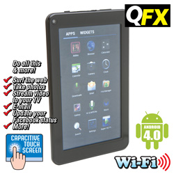 QFX 7 inch Tablet PC  Model# IT-407