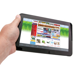 QFX 9 inch Android 4.2 Tablet PC  Model# IT429