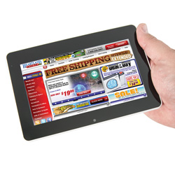 9 inch Android 4.1 Dual Core Tablet  Model# SC-1009JB