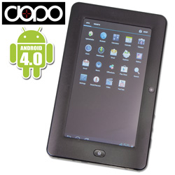 7 inch Android 4.0 Tablet  Model# T-711