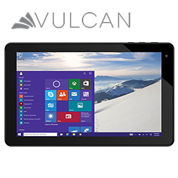 Vulcan Omega Windows Tablet
