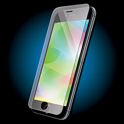 iPhone 6+ Tempered Glass Protector - Size: iPhone 6+ 88263