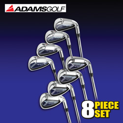 Adams Golf 3 Irons&nbsp;&nbsp;Model#&nbsp;RPM 3 MENS STEEL