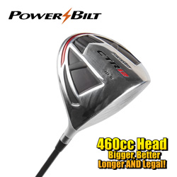 PowerBilt CTR-12 Driver - Regular  Model# P63382
