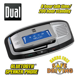Dual Universal Bluetooth Speakerphone  Model# BTV30
