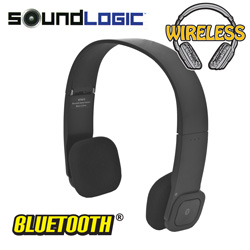 Bluetooth Stereo Headset  Model# BFH-8/5538