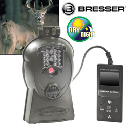 Bresser Day/Night Game Camera  Model# GCMAN5MP