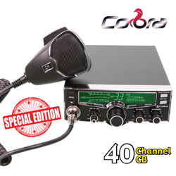 Cobra Special Edition CB Radio  Model# 25LX