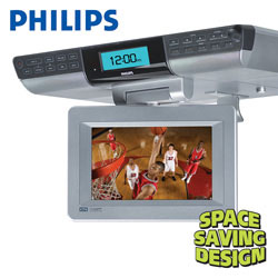 Philips Under Cabinet TV  Model# AJL750/37