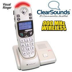 Amplified Cordless Phone  Model# CS-A55